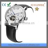 FS FLOWER - Men's High-Grade Full Calendar Movement Watch China Mechanical Movement
