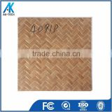 porcelain basket weave tile , bamboo ceramic tile bathroom