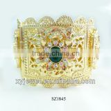 Wholesale stylish jewelry sets new year gift 2014 bangle jewelry holder