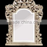 antique gold wooden hand carved and baroque style plastic mirror frame decorative picture frames