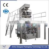 Banana Chips Automatic Doy Bag Packaging Machine-CF8-200 Model with Zipper Opening
