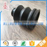 INQUIRY ABOUT OEM sunproof heat resistant custom round rubber bellows