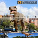 MY Dino-A12 Animatronic dinosaur statues amusement park mechanical dinosaur