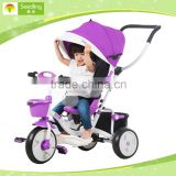 kids trikes for sale, 3 in 1 detachable baby push along trike for 2 year old