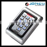 Standalone rfid card reader access control system for apartment,waterproof rfid access control