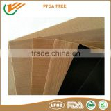 PTFE teflon coated heat resistant insulation ptfe coated glass fabric
