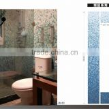 JB-80 China Foshan Swimming Pool mosaic Bathroom Water Proof gradient mosaic glass tile Glass Mosaic Tiles