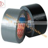 Super Black, white color cloth duct tape for book binding, protecting, 50 mesh gaffer tape