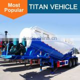 bulk cement tanker compressor , 60 cbm tanker trailer cement bulk transport vehicle cement tank cement bulker --- FOB 14500