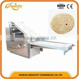 Whole sale small biscuit making machine roti making machine