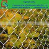 Wholesale Price Direct Factory Sports Ground 9 Gauge PVC Coated Chain Link Fencing / Basketball court fencing netting