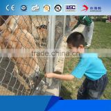 Wholesale Factory Cheap Price Metal Farm Fencing 9 gauge 5foot PVC Coating Used Colored Vinyl Coated Chain Link Fencing