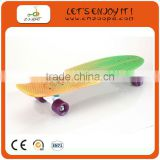 Chinese High quality Plastic skateboard