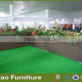 rattan raw material flower pot wholesale
