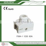 electric ceramic slow blow street lighting pole fuse box 250v
