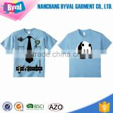 promotional cotton summer kids tshirts dri fit t shirt printing custom kids clothing wholesale for market shop