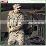 formal military desert digital camouflage commando camouflage suit camouflage Breathable Military Uniform