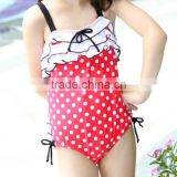 2014 sexy girl micro bikini swimwear models/swimwear for mature women/Girls Shoulder Bathing Suit