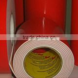 auto PE foam tape high temperature flame retardant 3M double-sided adhesive tape