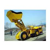 3.0m Electric LHD Rock Breaker Machine Underground Mining Loader 42 degrees