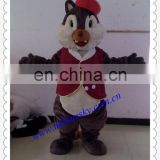2014 custom Chipmunks mascot costume