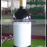 Factory Direct giant inflatable wine bottle model,advertising red wine bottle,cheap promotion bottle