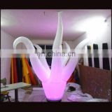 Artistical Shiny inflatable star for bar decoration