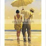 Jack Vettriano Oil Painting
