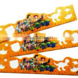 UV printed lenticular effect creative ruler