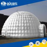 Clear inflatable bubble dome tent for camping , inflatable bubble room for sale