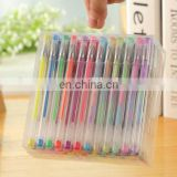 60pcs set Gel ink pen Multicolor Gel Ink pen set