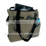 Eco Friendly 85% PET and 15% Polyester Conference Bags