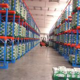 Drive Through Racking System Drive In Racking System Lead Free Epoxy Electrostatic Powder