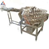 Chicken Yolk And White Separator Egg Breaking Machine