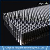 Black Polycore PC Honeycomb PC3.5 Cheap Lightweight 0.5mm Polycarbonate Sheet