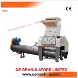 washing crusher granulators for PET bottle and film to clearing water QEP4080W