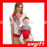 OXGIFT Promotion!!! Multi-functional Cotton Baby Sling Carrier Baby Hip Seat Carrier Baby Wrap Carrier