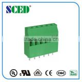 5.08mm Screw Copper Terminal Block Automation Terminal Block