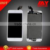 for iphone 6 plus lcd display for iphone 6 plus 5.5 inch lcd disply touch digitizer assembly frame in alibaba
