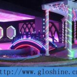I'm very interested in the message 'P5 gloshine indoor led display' on the China Supplier