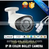 H.264 P2P HD IP Color IR Bullet CCTV Camera 960P 2.8-12mm Vari Focal Lens Support Mobile Phone Monitoring