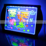 Full Color Advertising Material LED Sparkle Marker Board