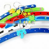 Baby and Kid&Children Color Hanger/Cartoon Wooden Hanger