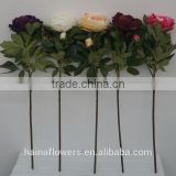 2014 spring peony bouquet wholesale silk flowers artificial China supplier