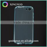 Transparent Ultra Thin Silicone Cover for ZTE Blade V6