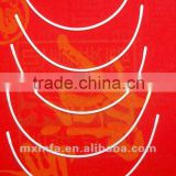 Nylon coated bra steel wire