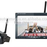 "RV-7001WS 7"" wireless rearview camera system for truck/vans/buses/etc."