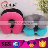 Memory foam neck pillow Cervical treatment traction neck roll pillow for reducing pain and swelling