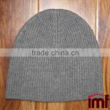 Mens Hand Made Mongolian Cashmere Knitted Beard Beanies