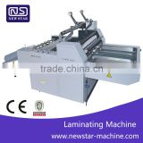 Stock Hot YFMB-720A/920A/1100A/1400A Plastic Semi-automatic Laminating Machine With CE Standard